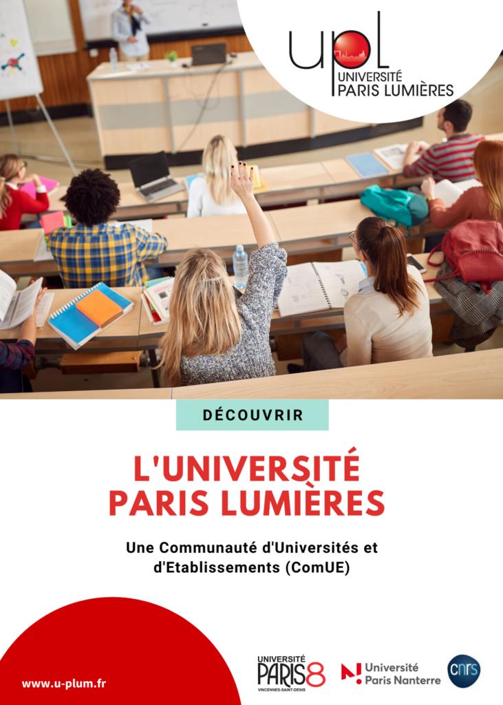 Flyer présentation UPL